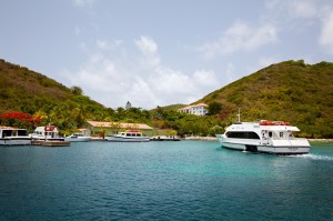 Peter Island Marina